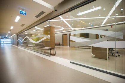 cosmedical clinic reception