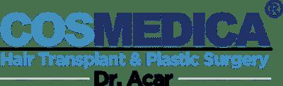 cosmedica logo - hair transplant turkey istanbul
