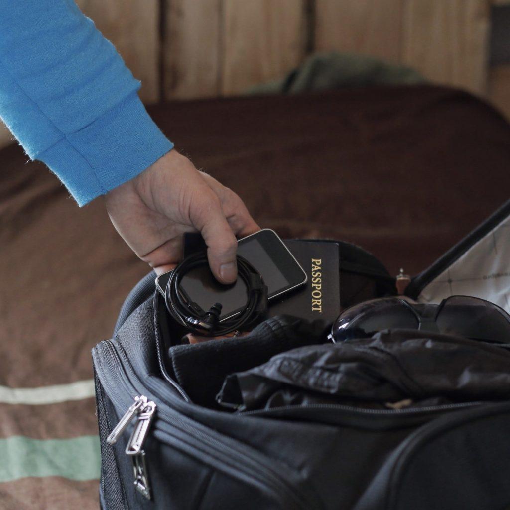 hair transplant turkey what to take suitcase