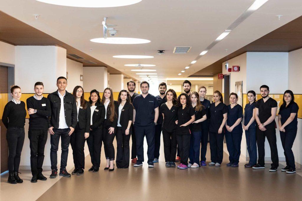Персонал клиники Cosmedica
