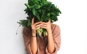 hair loss vegan diet