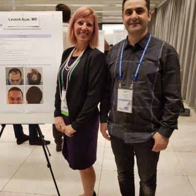 ishrs 2015 dünya kongresi prag dr levent acar saç ekimi sertifikası