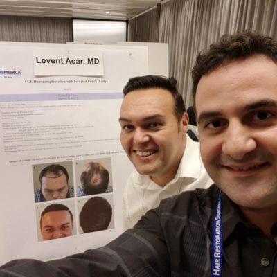 ishrs 2015 dünya kongresi prag dr levent acar saç ekimi sertifikası mutlu hasta