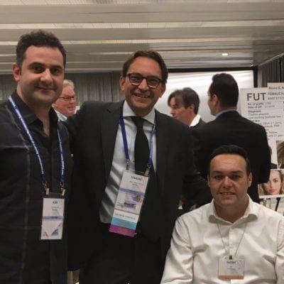 ishrs 2015 dünya kongresi prag levent acar saç ekimi sertifikası md