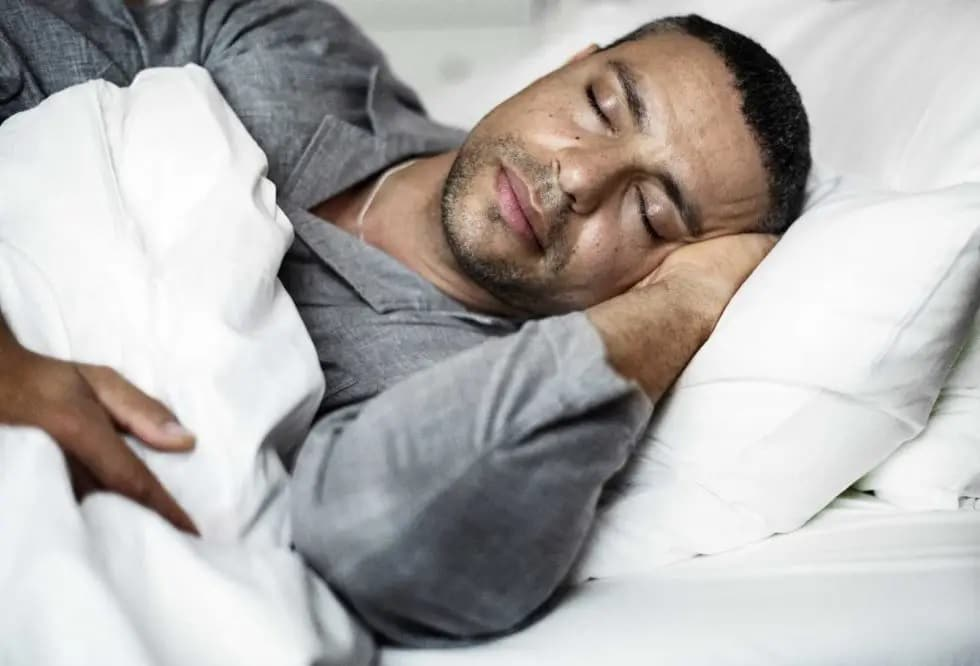 sleeping after a hair transplant