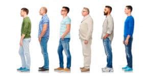 Мужчины в разном возрасте