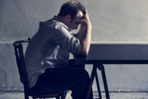 hair loss and depression